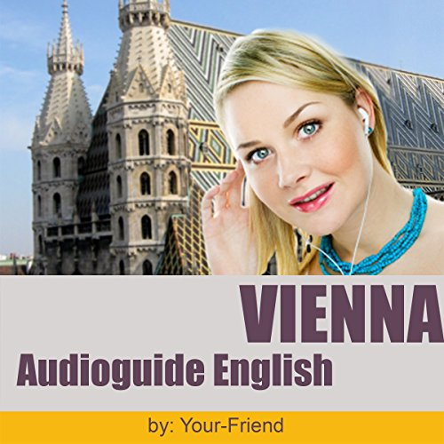 Audioguide Wien (English Version) audiobook cover art