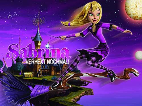 Sabrinas neuer Besen
