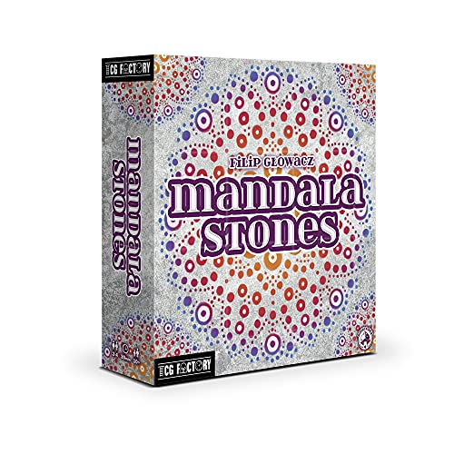 TCGFACTORY- Mandala Stones, Juego de Mesa, Color no (TCGMANDALA)