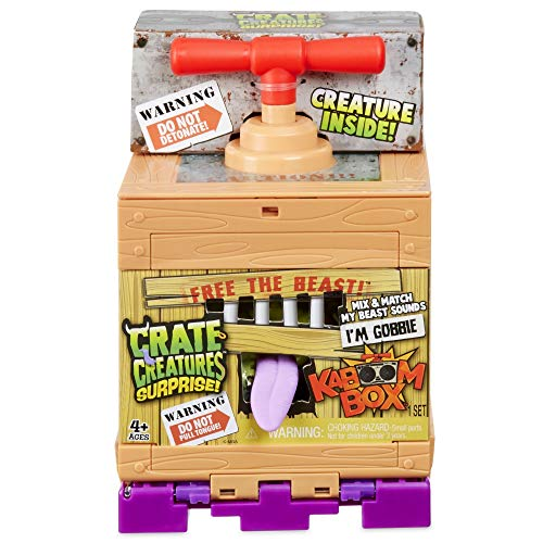 Giochi Preziosi Crate Creatures Kabbom Box Troll