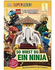 SUPERLESER! LEGO® NINJAGO® So wirst du ein Ninja: Sach-Geschichten für Erstleser, 1. Lesestufe