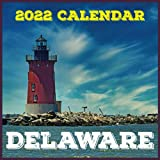 Delaware Calendar 2022: Daily, Weekly and Monthly Planner | Delaware 2021-2022 Planner | Delaware Calendar and Organizer | small calendar
