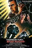 Buyartforless Ridley Scott's Blade Runner 36x24 Movie Poster, Print, Decorative Accent, Wall Art Multi-Color