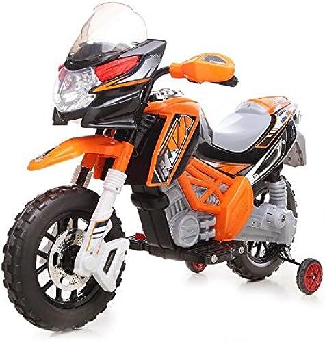 servicio considerado Motocicleta Motocicleta Motocicleta eléctrica 12 V, con conector MP3, 2 motores de 25 W.  tienda de venta en línea