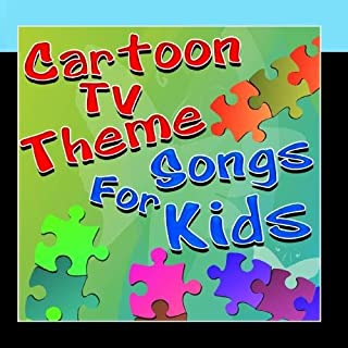 Cartoon TV Theme Songs For Kids by TV Theme Band