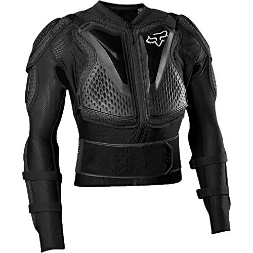 Fox Titan Sport Jacket Chaqueta Deportiva, Adultos unisex, Xl, Negro (Black)