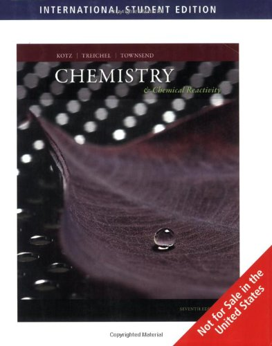 Chemistry and Chemical Reactivity, International Edition (with General ChemistryNOW and CD-ROM): WIT