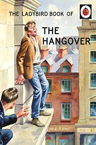 The hangover ladybird for adults funnybook