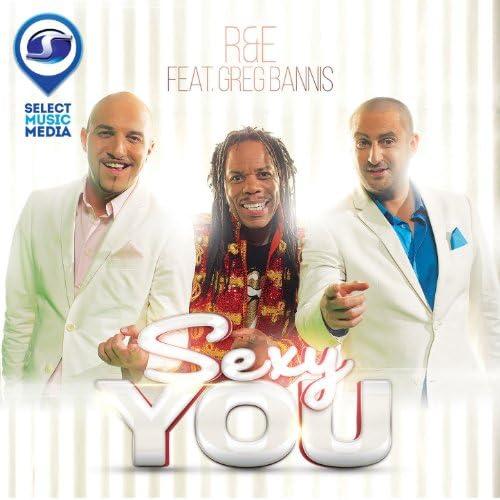 R&E a.k.a Rumanetsa & Enchev feat. Greg Bannis