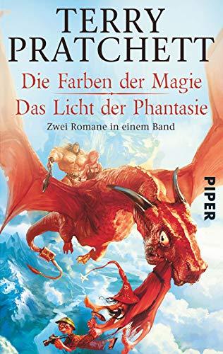 Die Farben der Magie • Das Licht der Phantasie (Scheibenwelt): Zwei Romane in einem Band