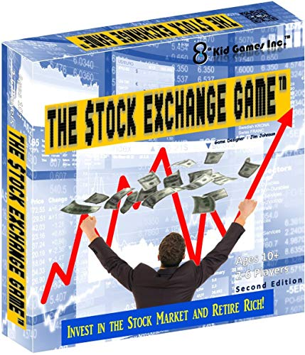Stock Exchange Game - NEW 2nd Edition is Here