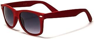 RetroUV® - cuerno de clásico diseño con montura gafas de sol Retro años 80-UV402