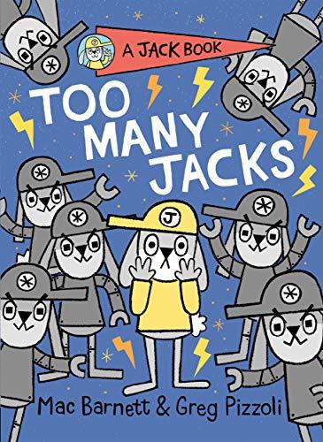 Too Many Jacks (A Jack Book)