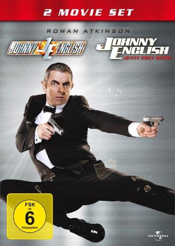 Johnny English / Johnny English - Jetzt erst recht [2 DVDs]
