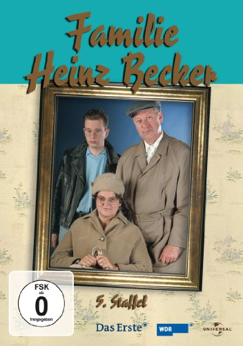 Familie Heinz Becker - Die komplette 5. Staffel (2 DVDs)