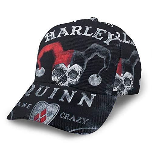 51ucqgn8kdL Harley Quinn Baseball Caps