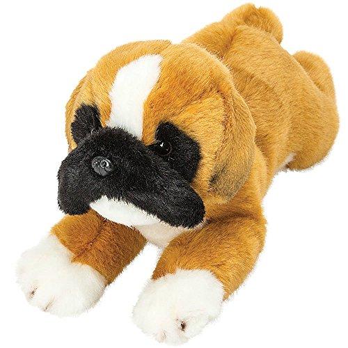 Yomiko Boxer Lying Dog ~ Approx 12\