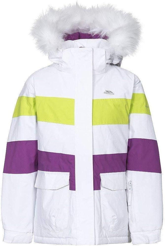 Trespass 5 ☆ very popular Childrens Girls Hawser Ski security Jacket