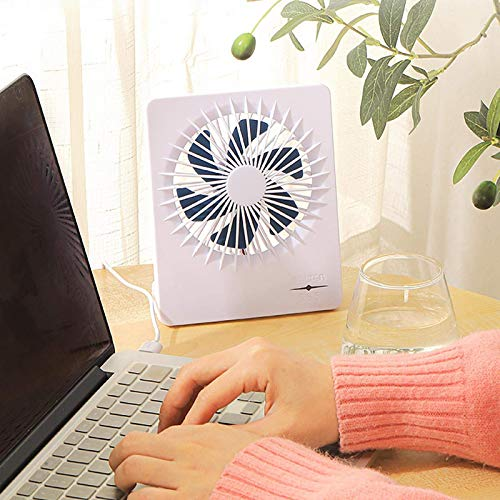 badewanne Ventilador plegable portátil USB de 3 velocidades mini ventilador silencioso humectante de escritorio para oficina en casa escritorio al aire libre
