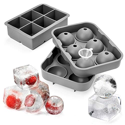 49% off a silicone ice cube mold tray