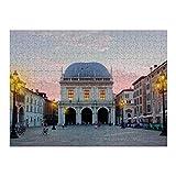Brescia Italy 09 03 2018-500 puzzle per adulti e bambini dai 12 anni in su, Multi