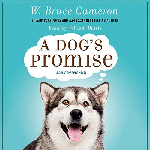 A Dog's Promise audiobook cover art