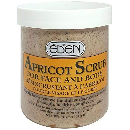 Eden Scrub Abricot 454g