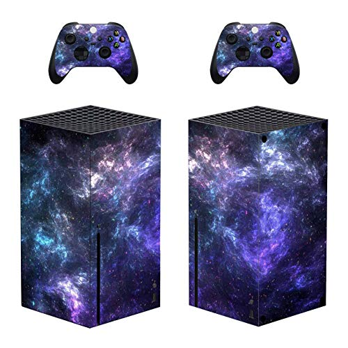 gotor Vinyl Decal Sticker Cover Wraps Skin for Xbox Series X Console and Controller Skins (Xbox Series X, Type-E)
