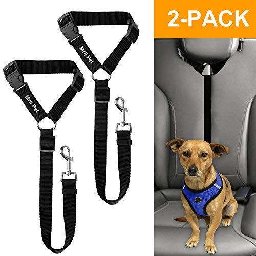 Mrli Pet Dog Seat Belt, Dog Car Seat, Dog Car Harness, Cat Harness, Cat Harnesses, Dog Car Restraints, Dog Car Seatbelt
