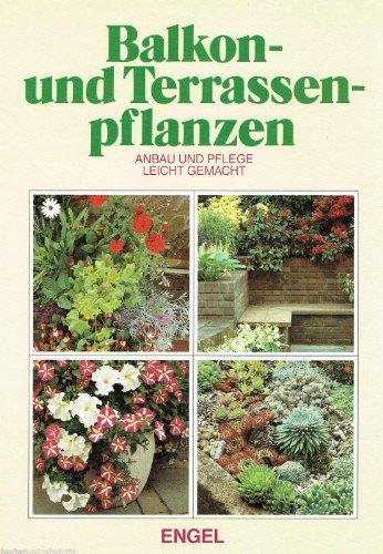 Balkon- und Terassenpflanzen