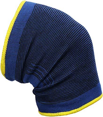 com-four® Kniebandage Größe S - Knieschoner mit Kompression - Elastische, rutschfeste Knieorthese, stabilisierend und atmungsaktiver Kniepolster für Damen und Herren