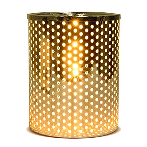 Qasole Electric Oil Burner Wax Melt Burner, Warmer Melter Frangrance Oil Burner for Home Office Bedroom Living Room Gifts And Decor
