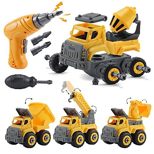 OR OR TU Spielzeug Konstruktion LKW für...