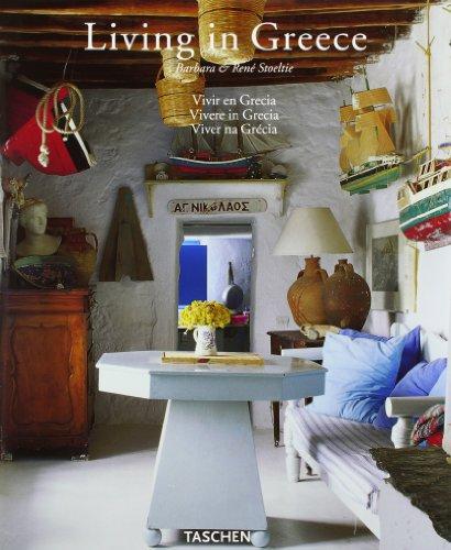 Living in Greece. Ediz. italiana, spagnola e portoghese (Jumbo)