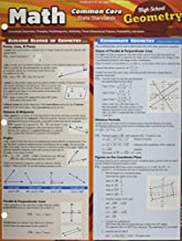 Math Common Core Geometry 10Th Grade by Inc. BarCharts (2014-05-31)