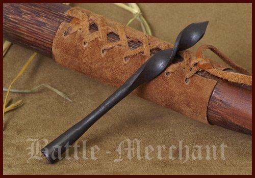 Battle-Merchant Historische Pfeilspitze L - Flecha y Arco Langbogen