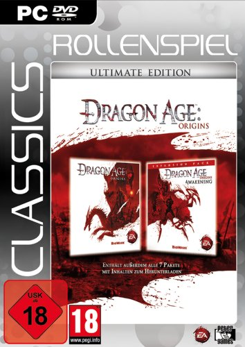 Dragon Age: Origins - Ultimate Edition - [PC]