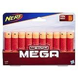 Hasbro A4368 Recarga - Accesorios y consumibles para Armas de Juguete (Recarga, Naranja, Rojo, Espuma, De plástico, 8 año(s), 10 Pieza(s), Ampolla)