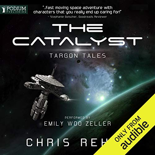 The Catalyst audiobook cover art