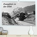 Dampfloks in der DDR (Premium, hochwertiger DIN A2 Wandkalender 2021, Kunstdruck in Hochglanz)
