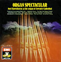 Organ Spectacular - Noel Rawsthorne at the Organ of Coventry Cathedral EMI