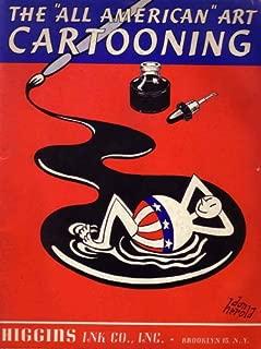 The 'All American' Art Cartooning