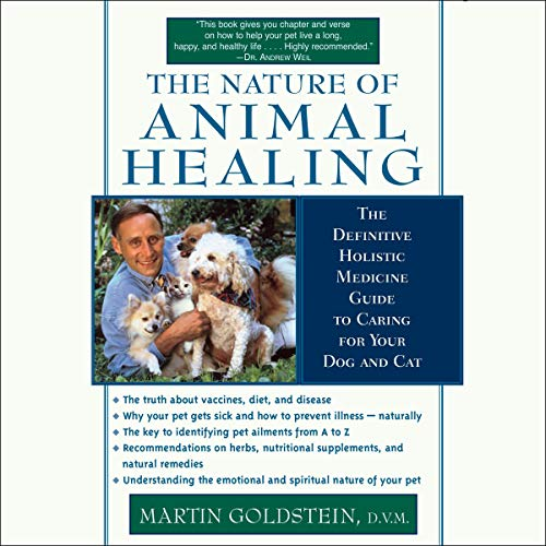 The Nature of Animal Healing cover art