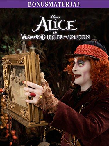 Alice im Wunderland: Hinter den Spiegeln (inkl. Bonusmaterial) [dt./OV]