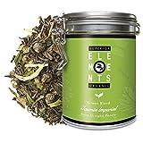 'Jasmin Imperial' Mezcla de Té Verde sabor Jazmín, Lata A Granel 100 Gramos - alveus Premium Teas
