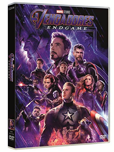 Vengadores: Endgame [DVD]