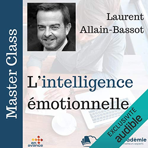 L'intelligence émotionnelle cover art