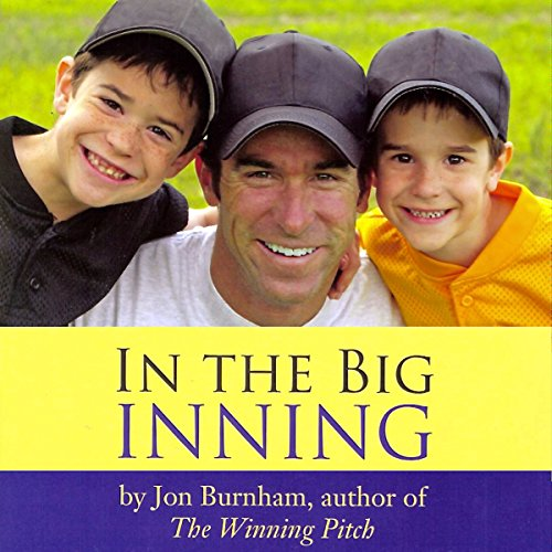 In the Big Inning audiobook cover art