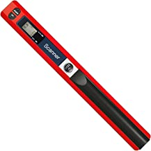 $48 » Scanner,Portable Handheld Wand Wireless Scanner A4 Size 900DPI JPG/PDF Formate LCD Display with Protecting Bag for Busines...