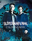 Supernatural Coloring Book: Great Coloring Books for Supernatural Fans